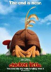 Chicken Little - Chú Gà Siêu Quậy 2005 (HD)