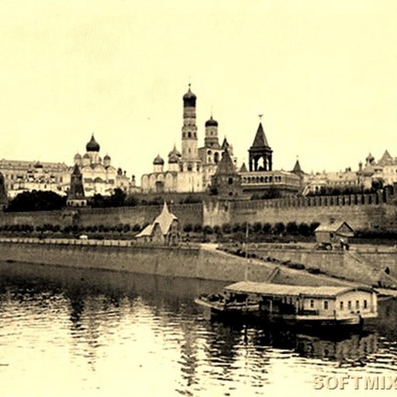 Как выглядели российские города в начале XX века