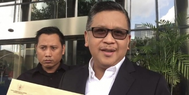 Penuhi Panggilan KPK, Hasto Kristiyanto: Saya Akan Berikan Keterangan Sebaik-Baiknya