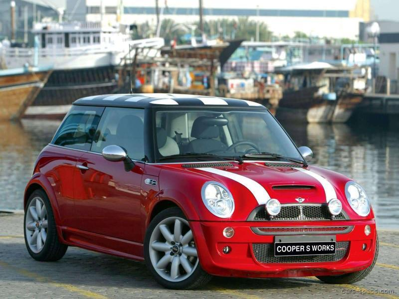 2005 mini cooper hatchback specifications pictures prices. Black Bedroom Furniture Sets. Home Design Ideas
