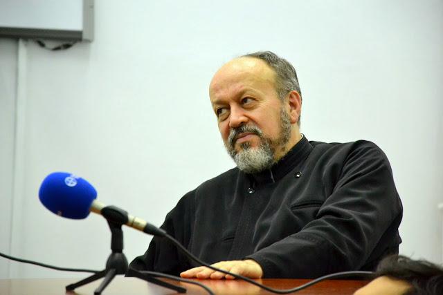 Pr. Constantin Necula despre tineri, FTOUB 222