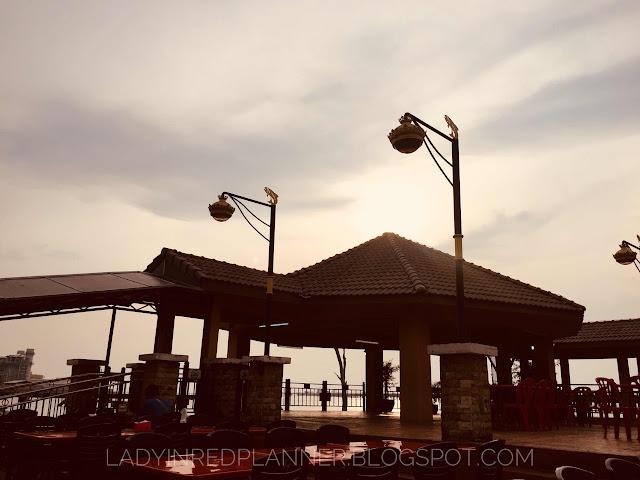 Medan Ikan Bakar Majlis Perbandaran Port Dickson