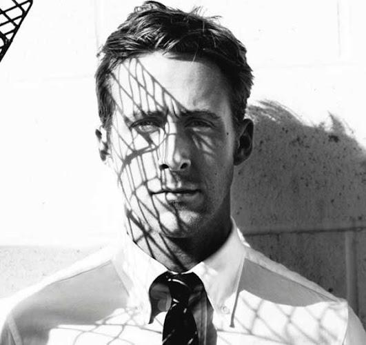 Ryan Gosling, serio