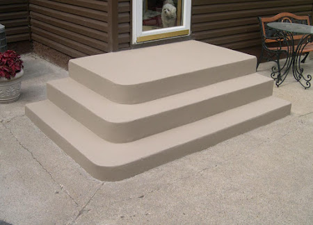 Outside Concrete Coatings