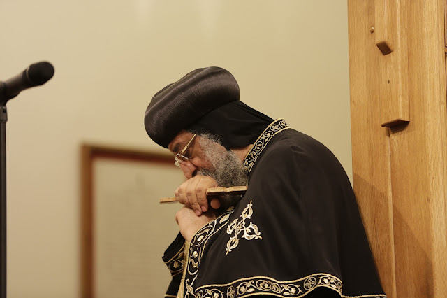 His Holiness Pope Tawadros II visit to St. Mark LA - _09A9101.JPG