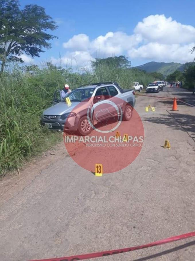 Con lujo de violencia sujetos se llevaron un botín superior a los 200 mil pesos.