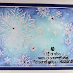 CH0171C Snowflake Kiss October 2014