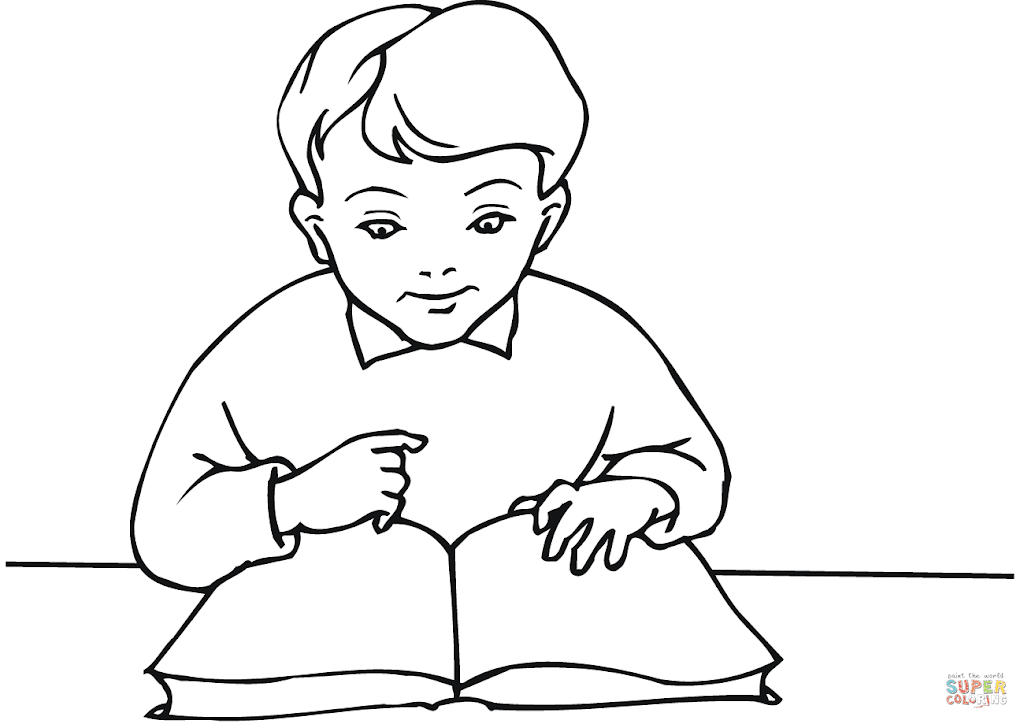 268 B Sketch Coloring Page