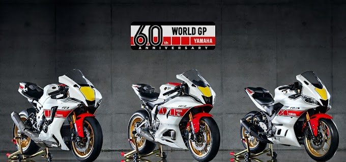 2022 Yamaha YZF-R1 60th anniversary HD image Gallary - USA news.