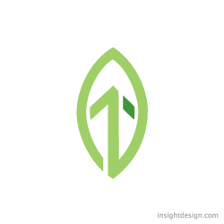 GreenUp logo design for Laminate Works. Logo design Kansas City. Logo design Dallas.