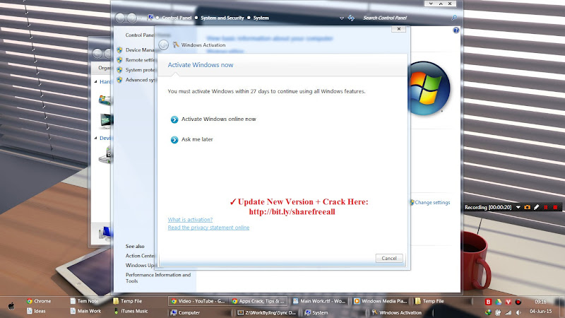 ativador windows 7 loader