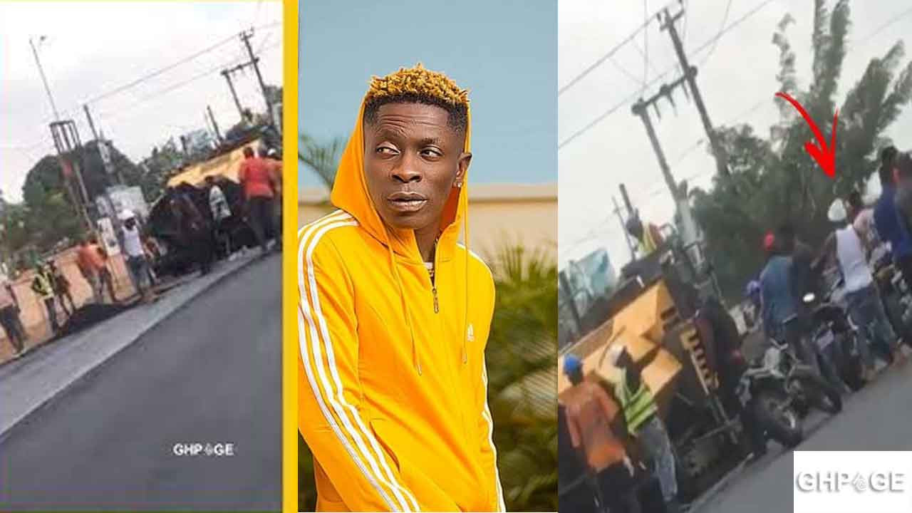 I Have Reported Shatta Wale And His Gang To The East Legon Police Department - Slapped Constructor, Mr. Aquah Kennedy (Read more)