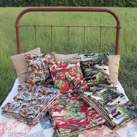 hereford pillow covers