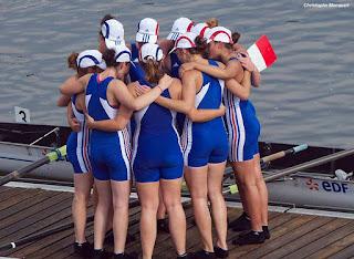 2011-La saison de l'équipe de France d'aviron