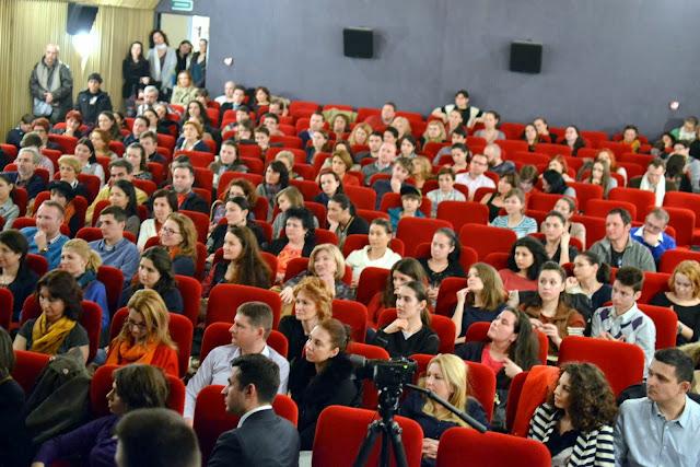 Lansare film documentar Ba se poate 1234