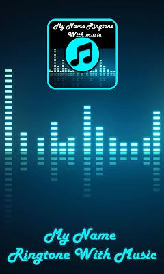My name ringtones music - screenshot