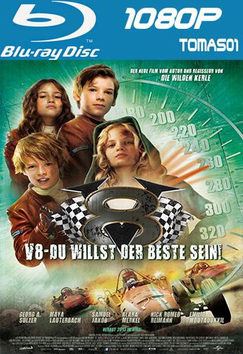 V8: Arranquen sus motores (2013) BDRip 1080p