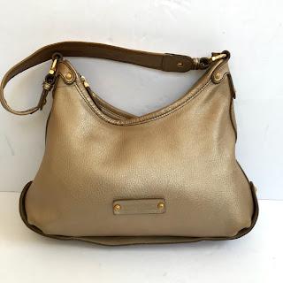 Salvatore Ferragamo Metallic Bag