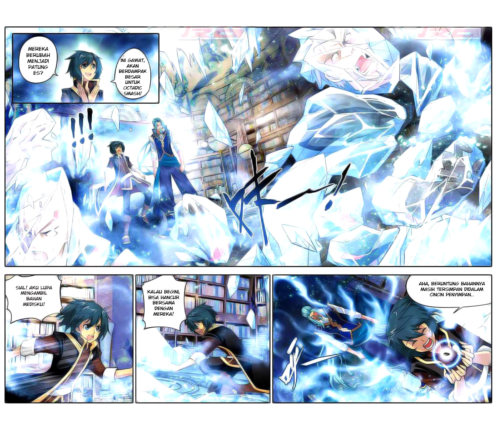 Dilarang COPAS - situs resmi www.mangacanblog.com - Komik battle through heaven 038 - chapter 38 39 Indonesia battle through heaven 038 - chapter 38 Terbaru 23|Baca Manga Komik Indonesia|Mangacan