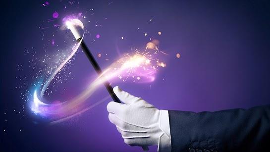 Có thể chúng ta là ảo thuật gia tài năng