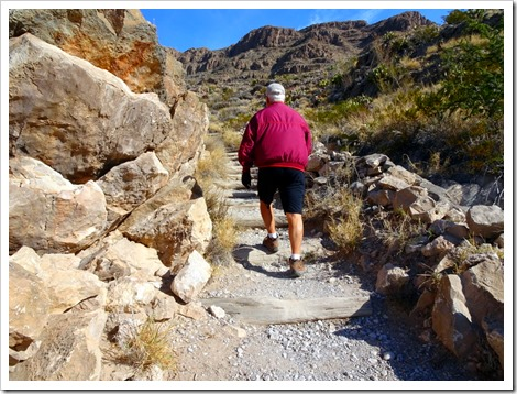 BOQUILLAS CANYON TRAIL…BIG BEND