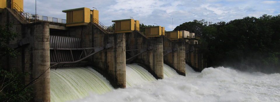 Udawalawe dam slideshow