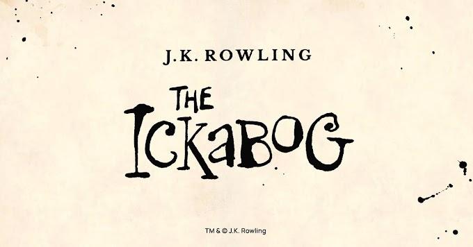 J.K. Rowling lanza un nuevo libro titulado THE ICKABOG
