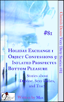 Cherish Desire: Very Dirty Stories #81, Max, erotica