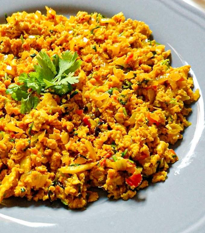 Egg Bhurji Recipe | Breakfast Care