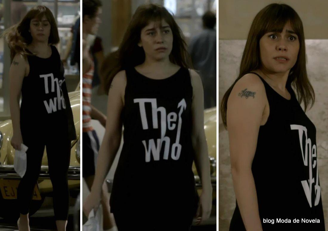 moda da novela Boogie Oogie - look da Susana dia 11 de agosto