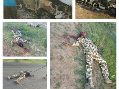 ALERT!!! Christian Soldiers In Nigerian Army Risks Extinction