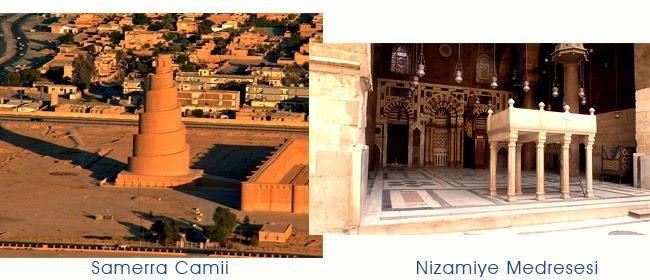 Samerra Camii, Nizamiye Medresesi