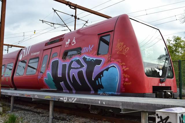 Kopehagen s-train