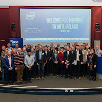 Innovation Practice Group visit to Intel, April 2016