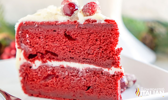 red velvet cake recipe with cake mix