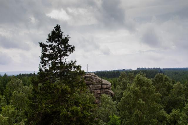 Scharcherklippen im Harz
