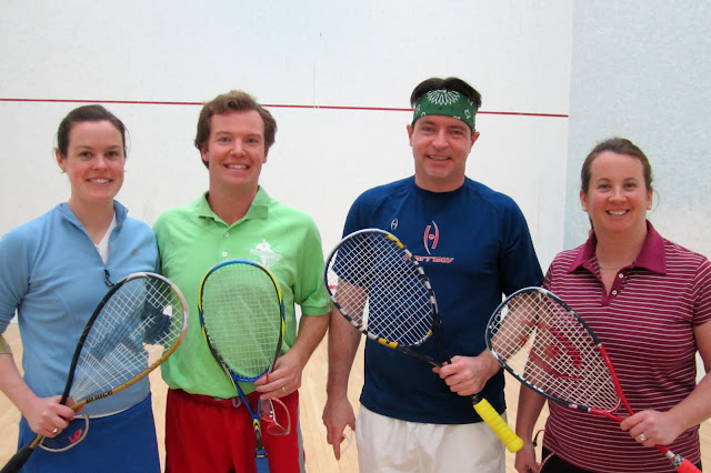 2011 State Mixed Doubles: Champions - Margot Kearney & Pat Malloy; Finalists - Doug Lifford & Robin Silver Grace