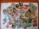 1.000 sellos usados diferentes de