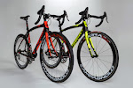Wilier Triestina Zero.7 Fluo Yellow Campagnolo Super Record EPS Complete Bike at twohubs.com