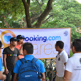 Cycling & Cleaning Campaign - 05 Oct 14