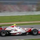 Anthony Davidson Super Aguri SA07 - Honda
