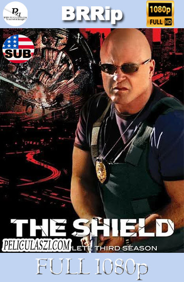 The Shield (2004) Full HD Temporada 3 [03/07] BRRIP 1080p Subtitulada