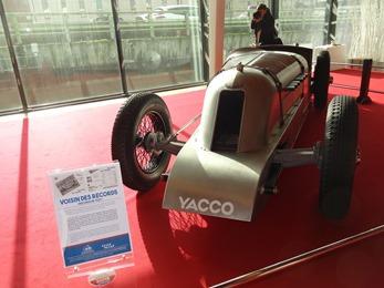 2018.12.11-080 Les Grandes Heures de l'Automobile Voisin des records (records de 1927)