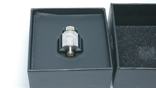 DSC 3872 thumb%255B2%255D - 【RDA】「HCigar MAZE V3 RDA」レビュー。(エイチシガー・メイズブイスリーRDA)驚異のシングルビルド&エアフロー調整機構つきドリッパー!!DLフレーバーチェイス向け22mmサイズでPicoにも搭載可能!【電子タバコ/VAPE/爆煙】