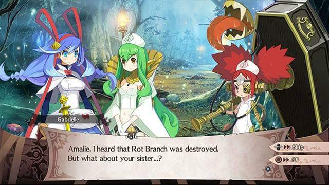 È in uscita THE Witch and the Hundred Knight 2