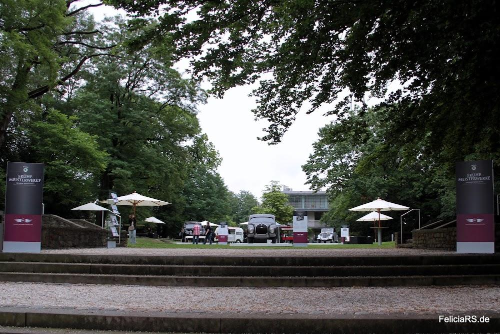 Frühe Meisterwerke 120 Jahre Škoda Sonderausstellung auf der Schloss Bensberg Classics
