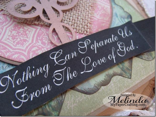 Faith Journal SVG Flourish Cross Melinda Beltran