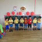 Hand wash Activity (Nursery) 17.04.2015