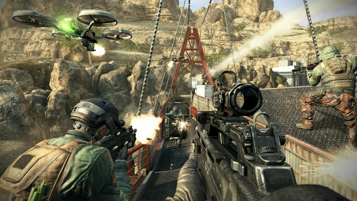 Call of Duty Black Ops II PC Download Free Full Version PC Games