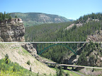 Bridge over Red Cliff, CO